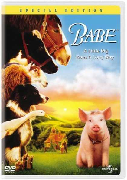 Bestselling Movies (2006) - Babe (Full Screen Special Edition) by Chris Noonan