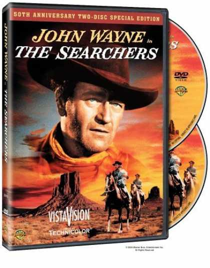 Bestselling Movies (2006) - The Searchers (Two-Disc Anniversary Edition) by John Ford