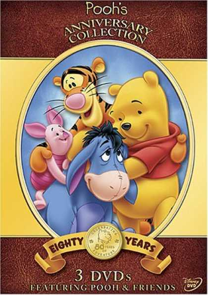 Bestselling Movies (2006) - Pooh's Anniversary Collection: Pooh's Heffalump Movie/Piglet's Big Movie/The Tig