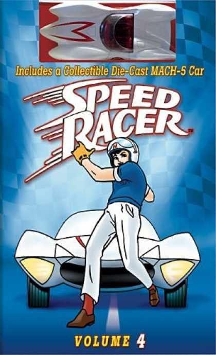 Bestselling Movies (2006) - Speed Racer, Vol. 4 - Includes Collectible Die-Cast Toy by Hiroshi Sasagawa