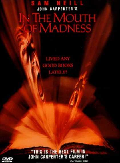 Bestselling Movies (2006) - In the Mouth of Madness by John Carpenter