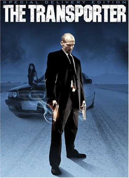 Bestselling Movies (2006) - The Transporter (Special Delivery Edition) by Louis Leterrier