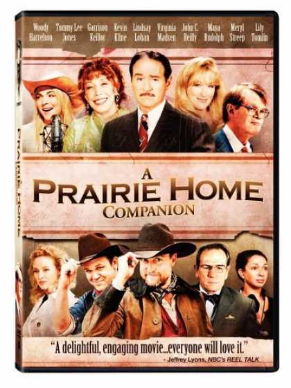 Bestselling Movies (2006) - A Prairie Home Companion by Robert Altman