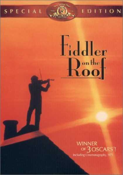Bestselling Movies (2006) - Fiddler on the Roof (Special Edition) by Norman Jewison
