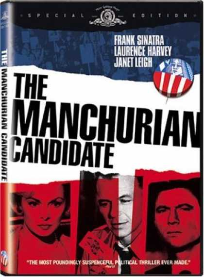 Bestselling Movies (2006) - The Manchurian Candidate (Special Edition) by John Frankenheimer