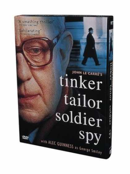 Bestselling Movies (2006) - Tinker Tailor Soldier Spy (3pc) by John Irvin