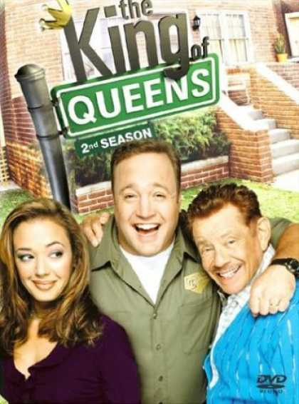 Bestselling Movies (2006) - The King of Queens - The Complete Second Season