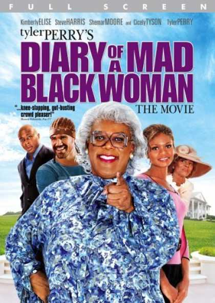 Bestselling Movies (2006) - Diary of a Mad Black Woman (Full Screen Edition) by Darren Grant (II)