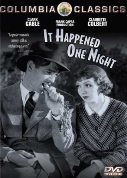 Bestselling Movies (2006) - It Happened One Night by Frank Capra