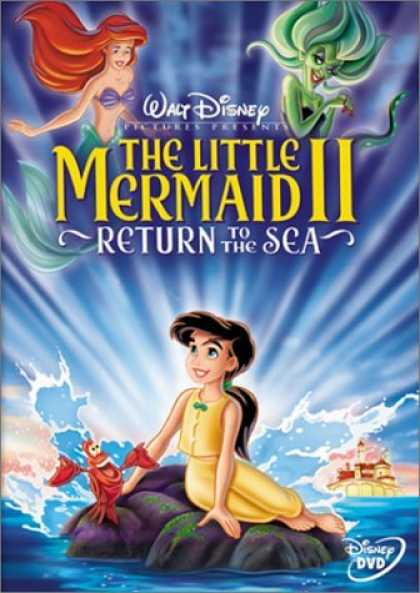 Bestselling Movies (2006) - The Little Mermaid II - Return to the Sea by Brian Smith (XV)