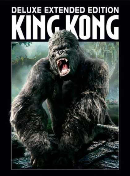 Bestselling Movies (2006) - King Kong (Deluxe Extended Edition)