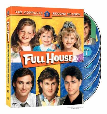 Bestselling Movies (2006) - Full House - The Complete Second Season