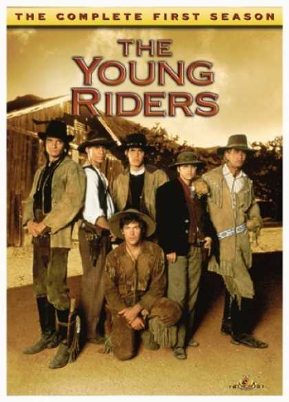 Bestselling Movies (2006) - The Young Riders - The Complete First Season by Lee H. Katzin