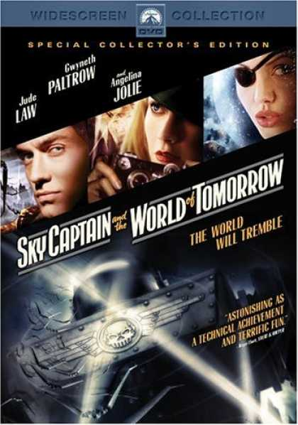 Bestselling Movies (2006) - Sky Captain and the World of Tomorrow (Widescreen Special Collector's Edition) b