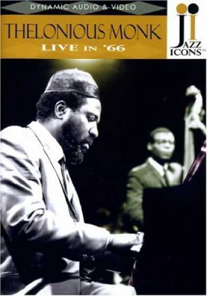 Bestselling Movies (2006) - Thelonious Monk - Live in '66 (Jazz Icons)
