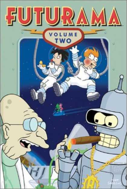 Bestselling Movies (2006) - Futurama, Vol. 2
