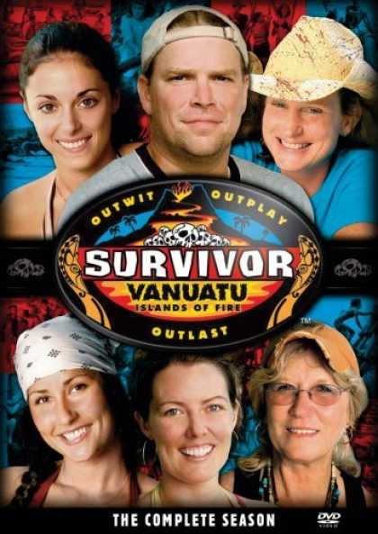 Bestselling Movies (2006) - Survivor Vanuatu - The Complete Season by Mark Burnett (II)