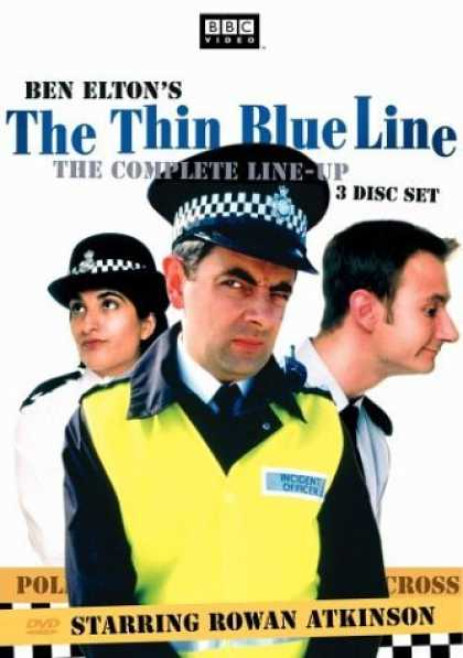 Bestselling Movies (2006) - The Thin Blue Line - The Complete Line-Up by John Birkin