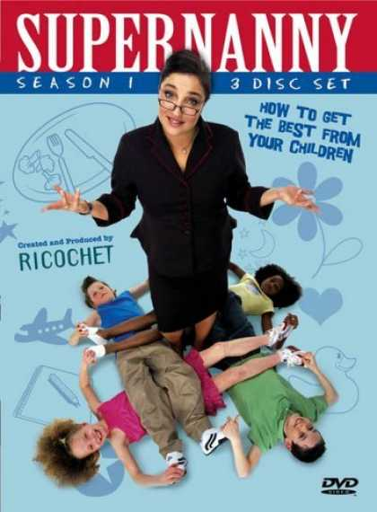 Bestselling Movies (2006) - Supernanny - Season 1 by David Charles Sullivan