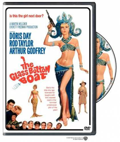 Bestselling Movies (2006) - The Glass Bottom Boat by Frank Tashlin