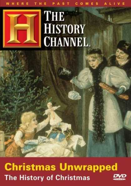 Bestselling Movies (2006) - Christmas Unwrapped - The History of Christmas (History Channel) (A&E DVD Archiv