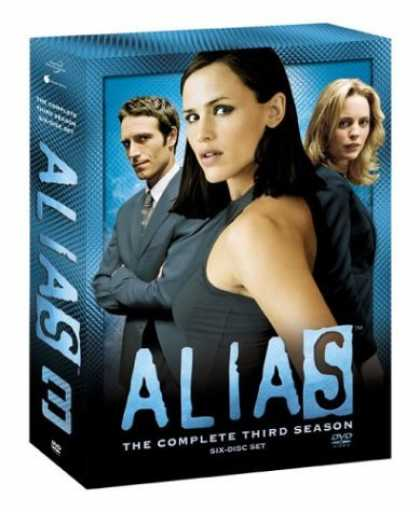 Bestselling Movies (2006) - Alias - The Complete Third Season