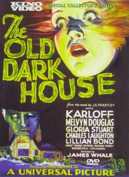 Bestselling Movies (2006) - The Old Dark House by James Whale