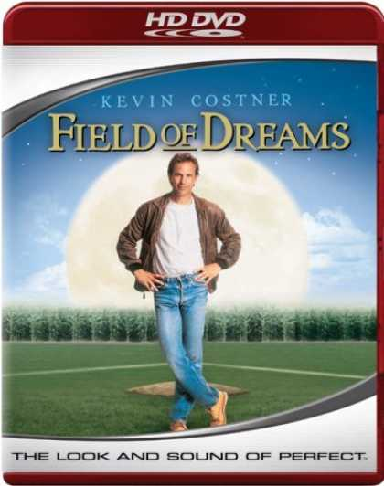 Bestselling Movies (2006) - Field of Dreams [HD DVD]