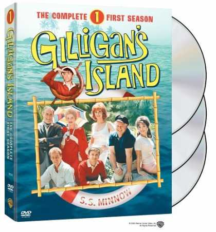 Bestselling Movies (2006) - Gilligan's Island - The Complete First Season by Ida Lupino