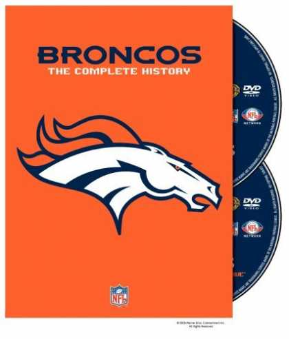 Bestselling Movies (2006) - NFL Films - Denver Broncos - The Complete History
