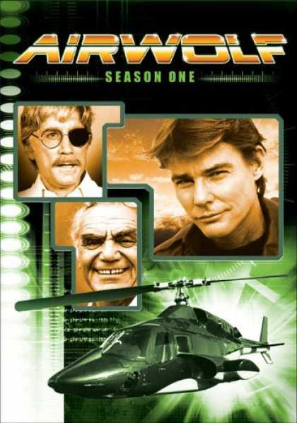 Bestselling Movies (2006) - Airwolf - Season 1 by Don Medford
