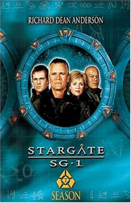 Bestselling Movies (2006) - Stargate SG-1 Season 7 Boxed Set by Martin Wood