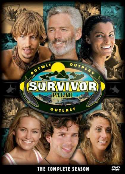 Bestselling Movies (2006) - Survivor Palau - The Complete Season by Mark Burnett (II)