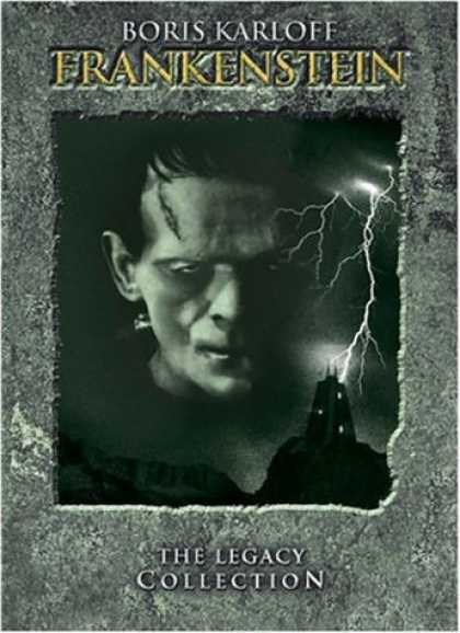 Bestselling Movies (2006) - Frankenstein - The Legacy Collection (Frankenstein / Bride of / Son of / Ghost o