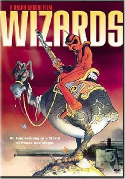 Bestselling Movies (2006) - Wizards by Ralph Bakshi