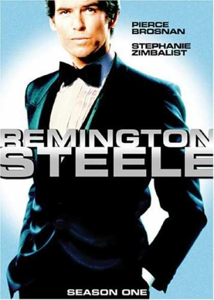Bestselling Movies (2006) - Remington Steele - Season 1 by Michael Gleason (III)