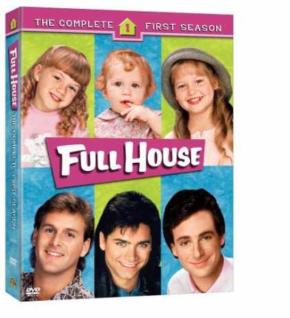 Bestselling Movies (2006) - Full House - The Complete First Season
