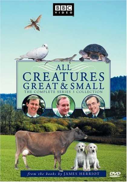Bestselling Movies (2006) - All Creatures Great & Small - The Complete Series 3 Collection by Rachel Hogg