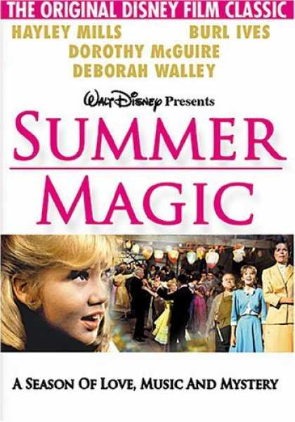Bestselling Movies (2006) - Summer Magic by James Neilson