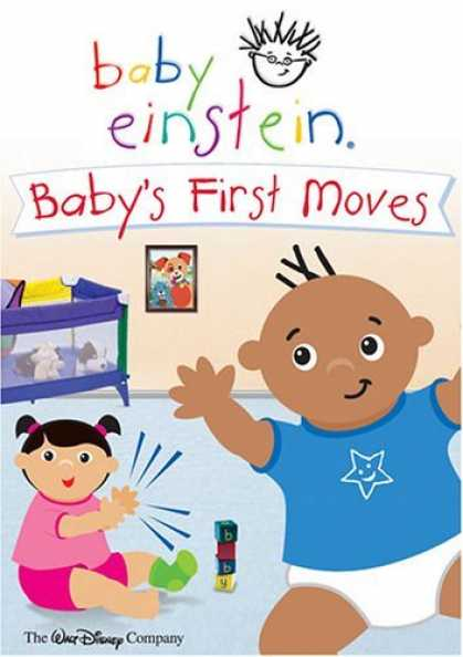 Bestselling Movies (2006) - Baby Einstein - Baby's First Moves