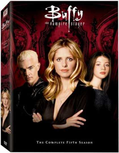Bestselling Movies (2006) - Buffy the Vampire Slayer - The Complete Fifth Season (Slim Set)
