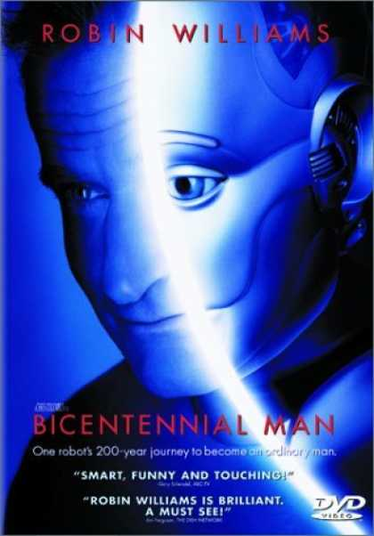 Bestselling Movies (2006) - Bicentennial Man by Chris Columbus