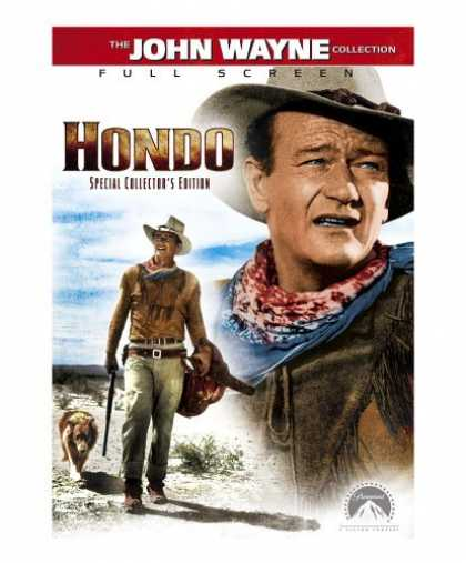 Bestselling Movies (2006) - Hondo (Special Collector's Edition) by John Farrow