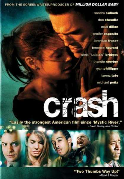 Bestselling Movies (2006) - Crash (Widescreen Edition) by Paul Haggis