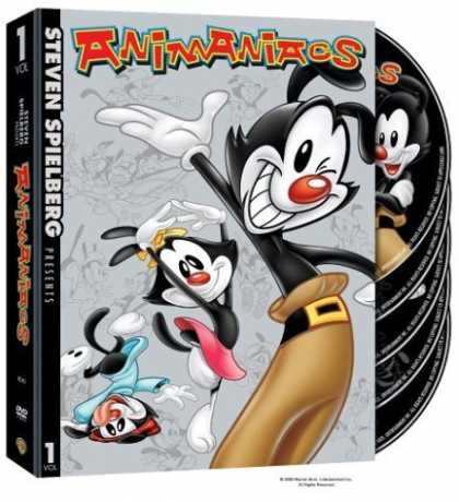 Bestselling Movies (2006) - Animaniacs, Vol. 1 by Barry Caldwell