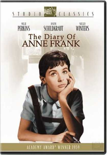 Bestselling Movies (2006) - The Diary of Anne Frank by George Stevens