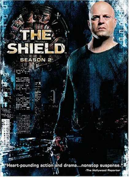 Bestselling Movies (2006) - The Shield - The Complete Second Season
