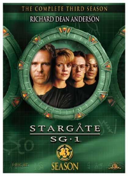 Bestselling Movies (2006) - Stargate SG-1 Season 3 (Thinpak) by Martin Wood