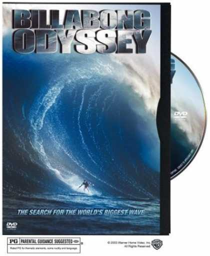 Bestselling Movies (2006) - Billabong Odyssey by Philip Boston