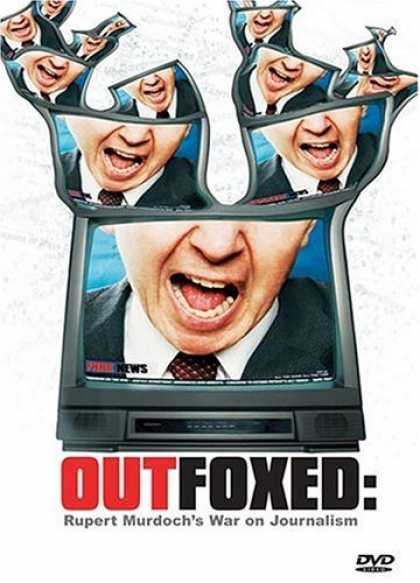 Bestselling Movies (2006) - Outfoxed - Rupert Murdoch's War on Journalism by Robert Greenwald